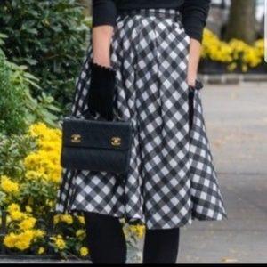Talbots high waisted skirt 4P